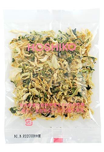 HOSHIKO 乾燥野菜 白菜 10g 九州産 熊本産