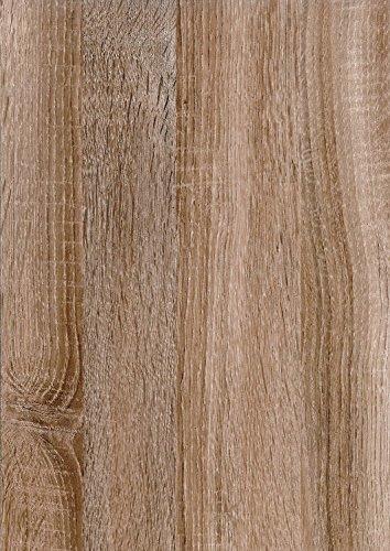 d-c-fix Klebe-Folie Selbstklebefolie Sonoma Eiche hell 45 cm breit | XXL Rolle 15 Meter