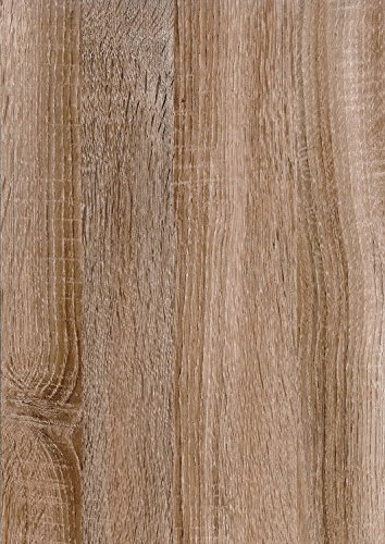 d-c-fix Klebe-Folie Selbstklebefolie Sonoma Eiche hell 67,5 cm breit | XXL Rolle 15 Meter