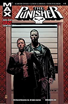 The Punisher (2004-2008) #4 (The Punisher (2004-2009)) by [Garth Ennis, Tim Bradstreet, Lewis Larosa, Tom Palmer, Dean White, Dave Sharpe]