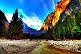 AIFEI Yellowstone National Park Yellowstone Valley Zeichen