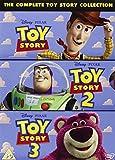 Toy Story 1-3 Box Set [UK Region 2 DVD]