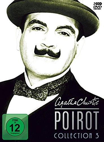 Agatha Christie - Poirot Collection 03 [3 DVDs]