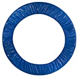 Upper Bounce UBPAD-40-B Trampoline Replacement Safety Pad, Fits for 40' Frame, Blue, Fits for 40-Inch Frame