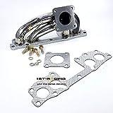 ISPEEDY CT20 Turbo Exhaust Manifold For TOYOTA 22RTE Pickup 4Runner / Hilux 22R-TE Header