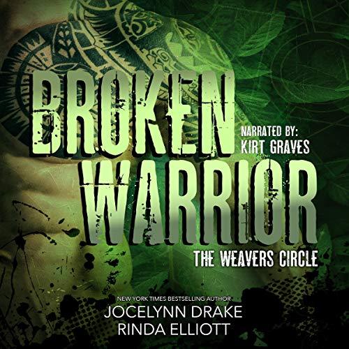 Broken Warrior Audiobook By Jocelynn Drake, Rinda Elliott cover art