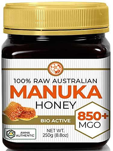 Raw Manuka Honey Certified with Antibacterial Activity