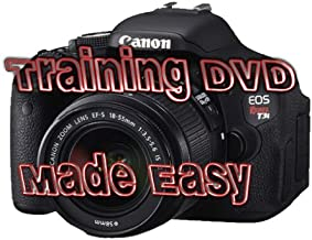 Canon EOS Rebel T3i Made Easy Training DVD