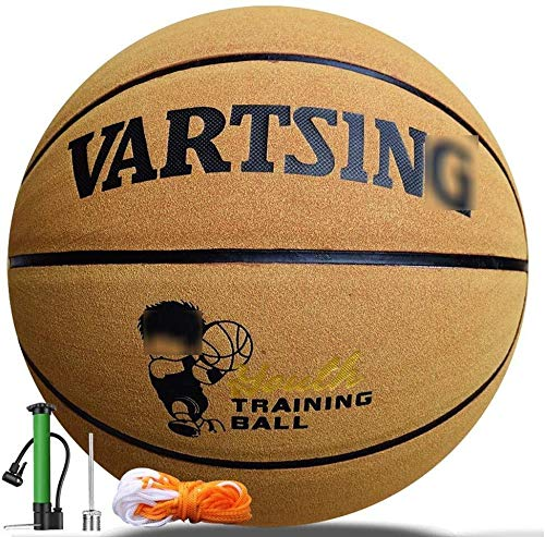 Learn More About ZHOU.D.1 Basketball- Children's Basketball Indoor and Outdoor Number 5 Basketball 8...
