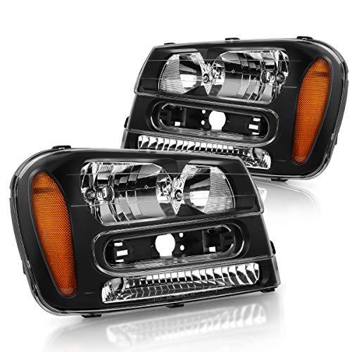 07 trailblazer headlights - 5