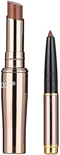 Just Gold Moisture Lipstick 2-In-1 (JG-2288-2)