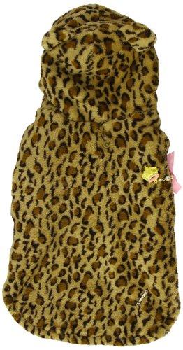 Camon Animal Kingdom Camon Praga - Abrigo de Piel de Leopard