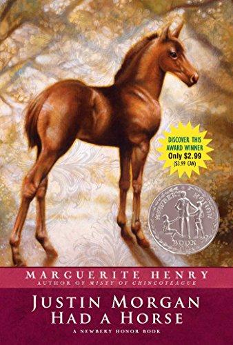 Justin Morgan Had a Horse (English Edition)