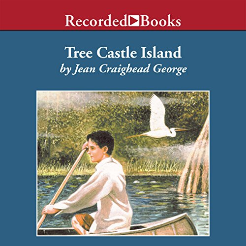 Tree Castle Island audiobook cover art