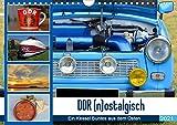 DDR nostalgisch (Wandkalender 2021 DIN A4 quer)