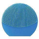 Luna Play Plus Aquamarine Foreo - Escova de Limpeza Facial 1 Un