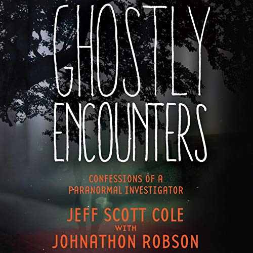 Ghostly Encounters cover art