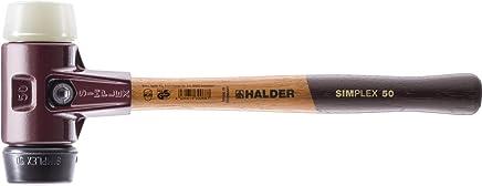SIMPLEX-Schonhämmer, mit Stahlgussgehäuse und hochwertigen hochwertigen hochwertigen Holzstiel   Ø60 mm   3028.060 B00D17QXSC | Qualität zuerst  23cd3a