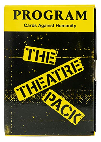 Cards Against Humanity: Theatre Pack