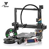 TEVO Tarantula I3 Kit di stampante 3D di estrusione in alluminio + selezione multifunzionale + stampa 3D 2 Rolls Filament e 8GB LCD come regalo (Stampante standard)