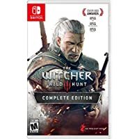 The Witcher 3: Wild Hunt Complete Edition for Nintendo Switch [Digital Download]