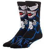 Marvel Venom Symbiote 360 Crew Socks