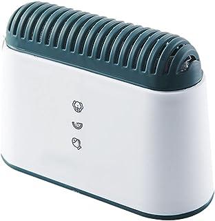 Kylskåp luktborttagare sugkopp kol bambukol luktabsorberande låda, kylskåp luktborttagare för kylskåp, frys, skåp, kylare...