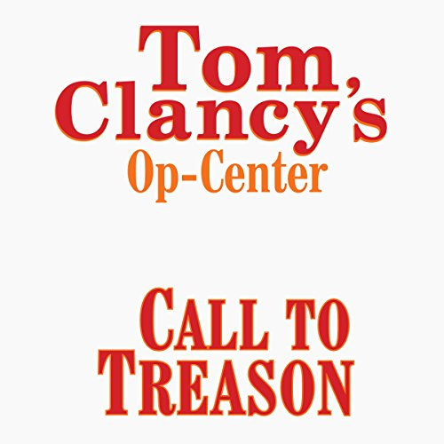 Call to Treason audiobook cover art