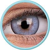 ColourVUE Lumina Radiant Aqua 3 Months Disposable 14 mm Contact Lens