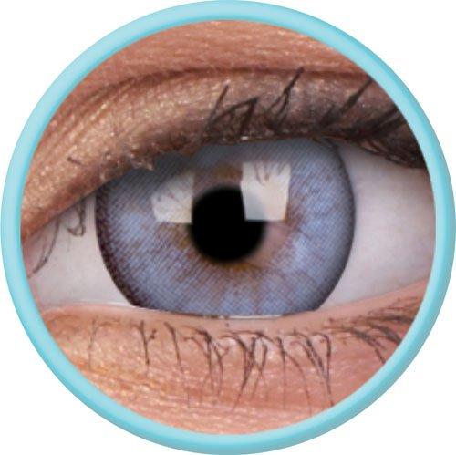 Farbige Kontaktlinse Lumina strahlendes Aqua 3 Monate Einweg 14 mm stärke 0.00 von ColourVUE entfernt