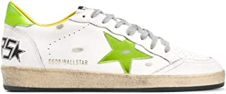 Golden Goose Luxury Fashion Uomo GMF00117F00038310293 Bianco Pelle Sneakers | Autunno-Inverno 20
