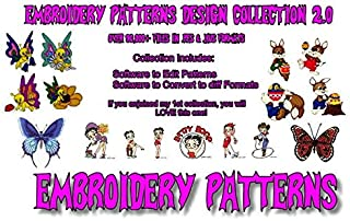 Best embroidery designs for accuquilt dies Reviews
