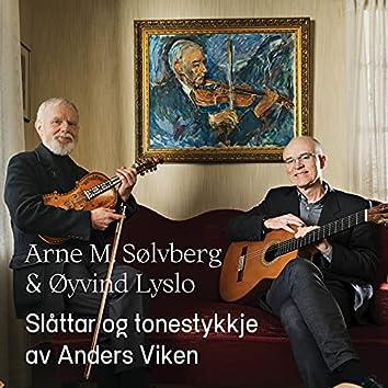 Slåttar og tonestykkje av Anders Viken