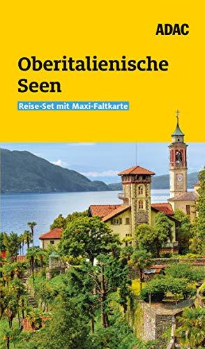 ADAC Reiseführer plus Oberitalienische Seen: mit Maxi-Faltkarte zum Herausnehmen
