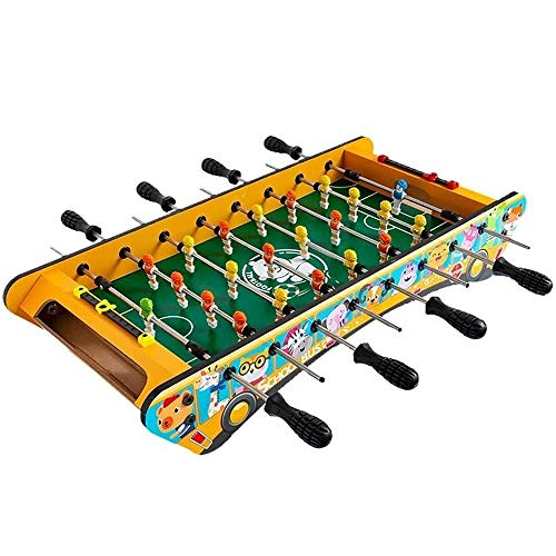 Why Should You Buy CHENNAO Foosball Table, Indoor Soccer Wood Game Table, Kids Soccer Game Table Indoor & Outdoor Soccer Game Kids Adults Toy for Adults,Home,Game Room