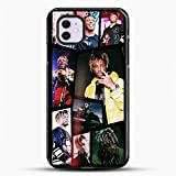 Leymedy Funny Juice Wrld Phone Cases for iPhone 12, (Juice-Wrld),[LEY1JW-0021921],Mobile Covers,Handyhülle,Hülle,Coque,Mobile Cell Phone Case