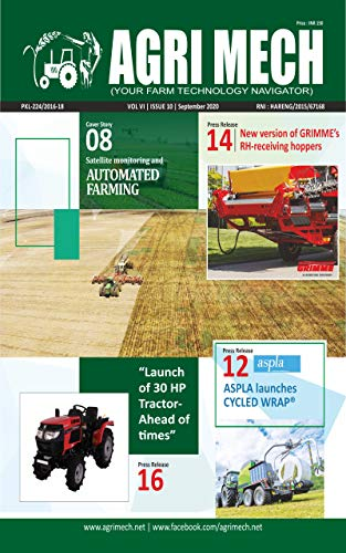 AGRI MECH: Your Farm Technology Navigator (6 Book 65) (English Edition)