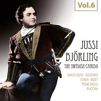 Jussi Björling - The Swedish Caruso, Vol.6