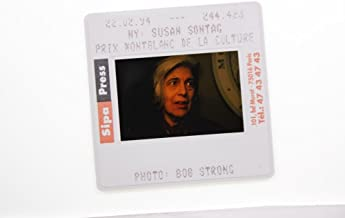 Slides photo of Susan Sontag