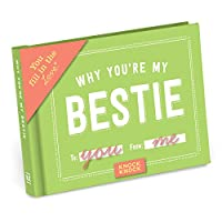 Why You're My Bestie (You Fill in the Love)