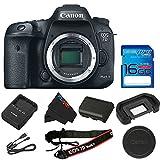 Canon EOS 7D Mark II DSLR Camera (Body Only) + 16GB I3ePro SD Card