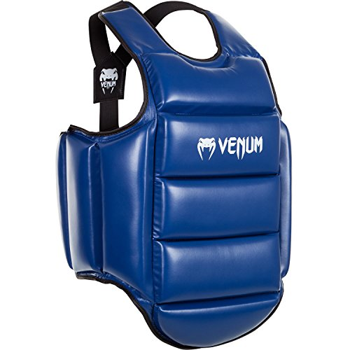 Venum Reversibel Körperschutz Karate, Blau/Rot, S, EU-VENUM-1279-S