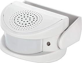 KERUI M5 Timbre Inalámbrico para Puerta, Sensor de Movimiento con Sonido Alarma para Puerta/Entrada del Puerta/Casa y Tien...