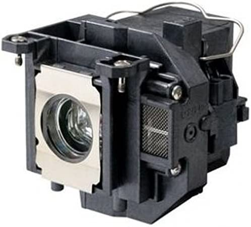 for ELPLP57 Replacement Projector Lamp with Housing for BrightLink 450Wi 455Wi EB440W EB45W EB450Wi EB455Wi EB460 EB460E EB460LW H318A H343A PowerLite 450W 460 Projector by Uton