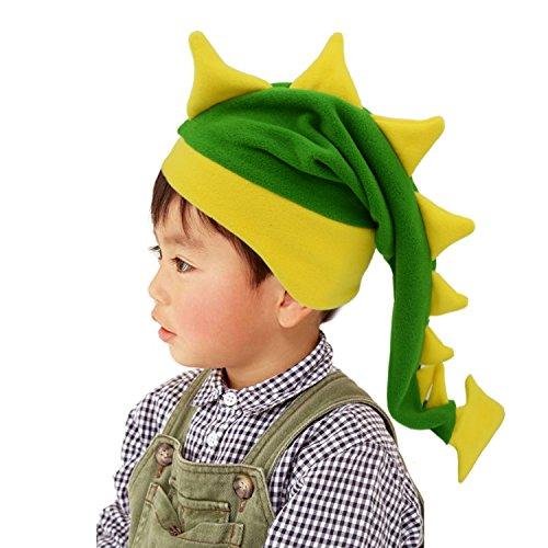 Geekbuzz Sombreros de cola de dragón tontos divertidos Disfraces de d