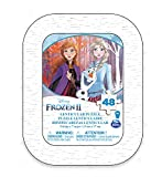 Spin Master Games 6052991 - Frozen 2 - Lentikular-Puzzle in Mini-Metallbox