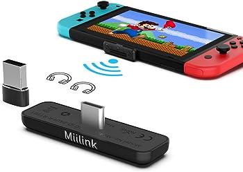 1mii Mini Bluetooth Adapter for Nintendo Switch