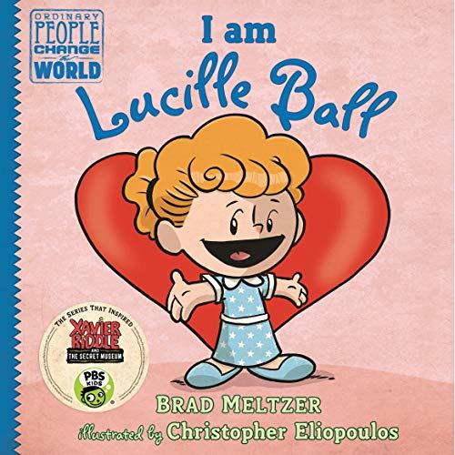 I Am Lucille Ball cover art