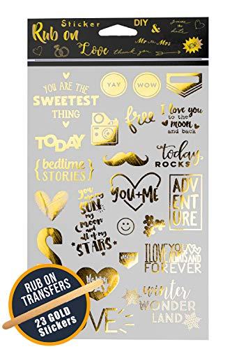 Gold Scrapbook Stickers Sweetest Scrapbooking Supplies Valentines Stickers Scrapbook Supplies Love Stickers