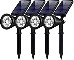 top 10 malibu solar light InnoGear solar lights for outdoor use, modified 2-in-1 walls for waterproof solar lights for landscapes …